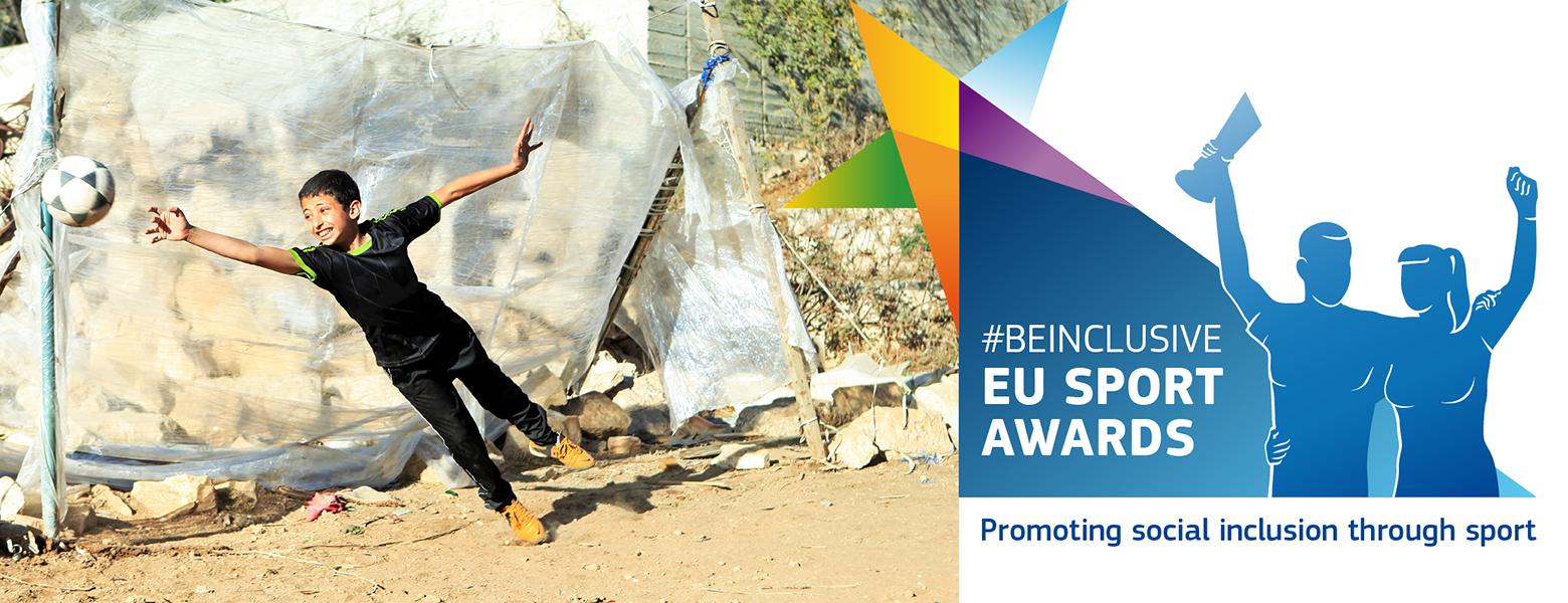 BeInclusive Awards header