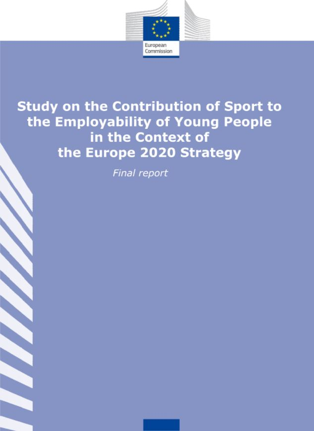 Study on the contribution of sport to the employability of young people in the context of the Europe 2020 Strategy
